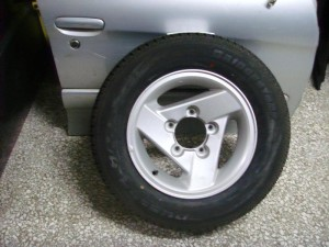 Suzuki Jimny 1998-2012 ζαντολάστιχο