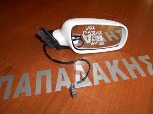 VW Passat 1997-2003 καθρέπτης δεξιός ηλεκτρικός άσπρος