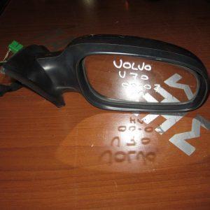 Volvo V70 2000-2007 καθρέπτης δεξιός ηλεκτρικός ανθρακί