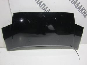 Citroen C2 2003-2007 καπο εμπρος μαυρο