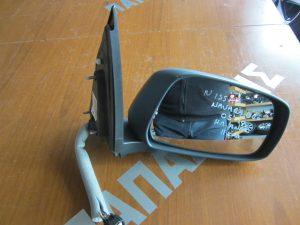 Nissan Navara D40 2005-2010 καθρεπτης δεξιος ηλεκτρικα ανακλινομενος αβαφος