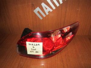 mazda 6 2013 2018 fanari piso dexio station wagon 1 1 300x225 Mazda 6 2013 2018 φανάρι πίσω δεξιό Station Wagon