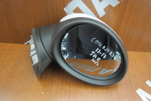 Mini Countryman 2011-2017 ηλεκτρικός καθρέπτης δεξιός άσπρος 5 ακίδες