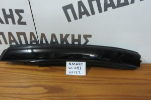 Smart ForTwo w451 2007-2014 κολόνα ουρανού Cabrio αριστερή μαύρη