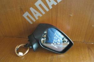 Subaru BRZ/Toyota GT 86 2012-2018 καθρέπτης δεξιός ηλεκτρικά ανακλινόμενος κόκκινος 7 καλώδια
