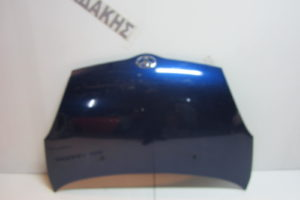 Toyota Yaris Verso 1999-2006 καπό εμπρός μπλε
