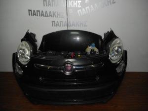 Μούρη Fiat 500L 2012-2018 ανθρακί