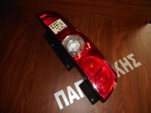 Fiat Doblo 2010-2015 φανάρι πίσω δεξιό πόρτα δύφυλλη
