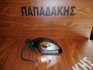 Seat Ibiza 2002-2008 ηλεκτρικά ανακλινόμενος καθρέπτης δεξιός μαύρος 9 καλώδια