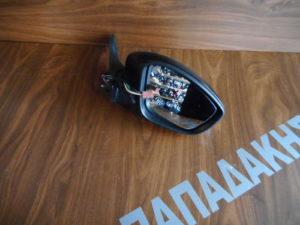 Peugeot 208/2008 2012-2019 ηλεκτρικός καθρέπτης δεξιός μαύρος 9 καλώδια
