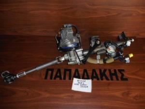 Nissan Juke 2010-2014 ηλεκτρικό τιμόνι με άξονα (κωδικός μοτέρ: 48810 1KA2A) κωδικός εγκεφάλου: AY63898 NSK