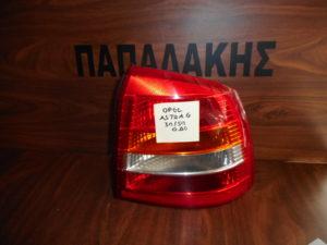 Opel Astra G 1998-2004 φανάρι πίσω δεξιό 3/5θυρο