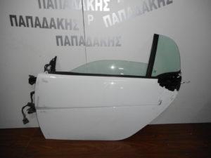 Smart ForTwo w451 2007-2014 πόρτα αριστερή άσπρη