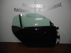 Smart ForTwo w451 2007-2014 πόρτα δεξιά μαύρη