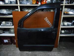 Fiat Doblo 2010-2019 εμπρός αριστερή πόρτα ανθρακί