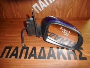 Fiat 500L 2012-2020 ηλεκτρικός καθρέπτης δεξιός μπλε 7 καλώδια με αισθητήρα