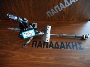 Fiat Doblo 2010-2019 κολώνα τιμονιού με διακόπτη μίζας και κλειδί
