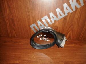 Mini Cooper 2006-2014 ηλεκτρικός καθρέπτης αριστερός νίκελ 3 ακίδες