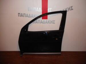 Mitsubishi Outlander 2007-2013 πόρτα εμπρός αριστερή μαύρη