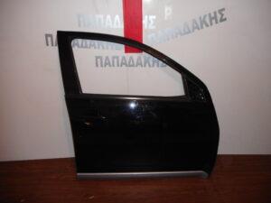 Mitsubishi Outlander 2007-2013 πόρτα εμπρός δεξιά μαύρη