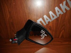 Ford Ecosport 2013-2020 ηλεκτρικός καθρέπτης δεξιός μαύρος 5 καλώδια