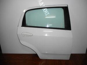 Fiat Grande Punto Evo 2009-2015 πίσω δεξιά πόρτα άσπρη