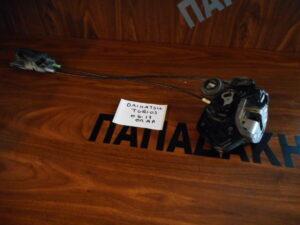 Daihatsu Terios 2006-2017 μηχανισμός κλειδαριάς πίσω αριστερής πόρτας