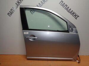 Mitsubishi Outlander 2007-2013 πόρτα εμπρός δεξιά ασημί