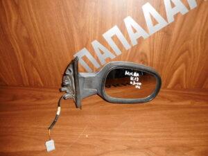 Nissan Micra K12 2003-2010 ηλεκτρικός καθρέπτης δεξιός γαλάζιος