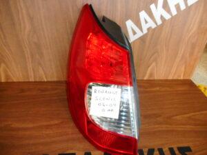 Renault Scenic 2006-2009 πίσω αριστερό φανάρι