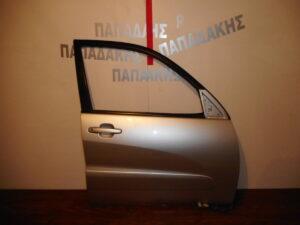 Toyota Rav 4 2001-2006 πόρτα εμπρός δεξιά ασημί